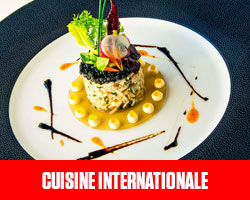 Cuisine Internationale UFE Pérou