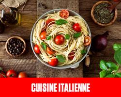 Cuisine Italienne UFE Pérou