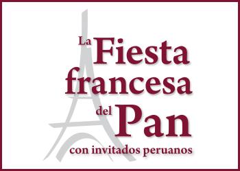 Fiesta Francesa del Pan UFE Pérou