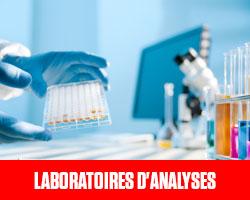 Laboratoires d'analyses UFE Pérou