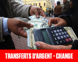 Change UFE Pérou