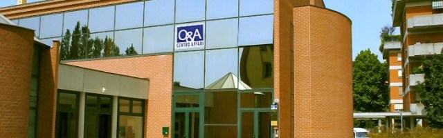 Temporary office Carpi Modena
