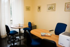 Business Center Roma Pinciano Salario