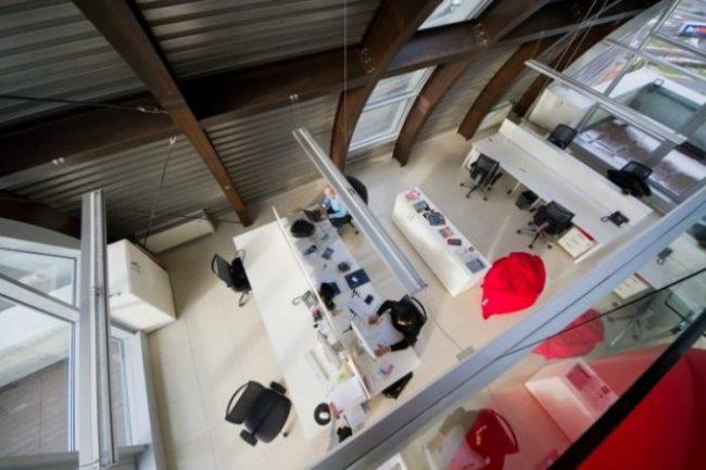 Flessibilità ufficio temporaneo