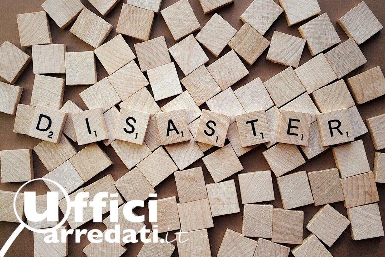 Uffici arredati per disaster recovery