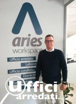 Simone Valer Aries Workspace