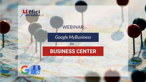 My Business per Business Center e spazi lavoro temporanei