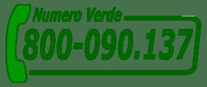 Numero Verde 800 090 137