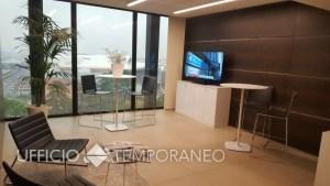 Sale riunioni e uffici temporanei al Bauli di Verona
