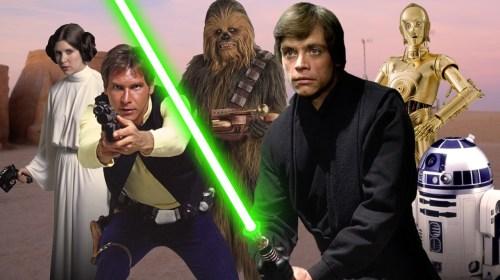 Look Star Wars