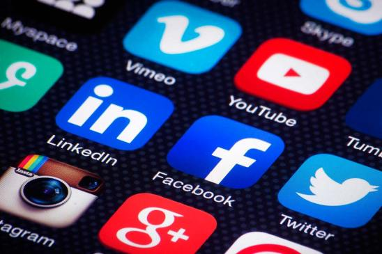 redes sociales 2018