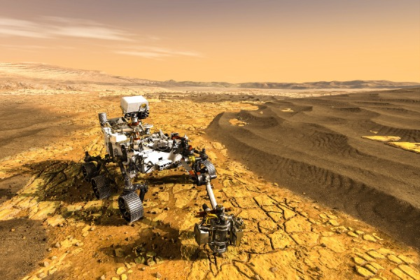 Misión de la NASA en Marte