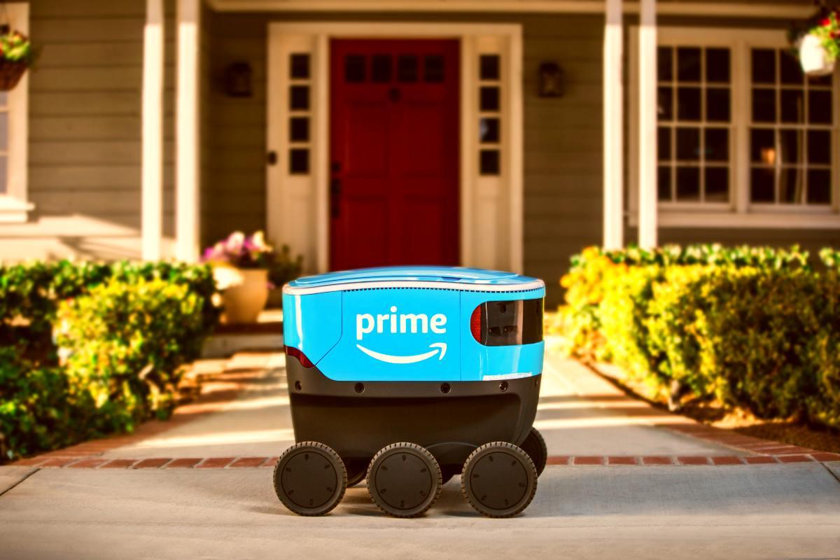 Nueva tecnología de Amazon