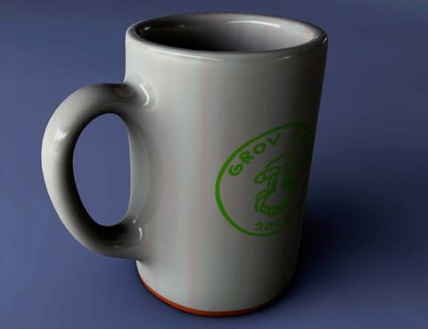 mug rendu