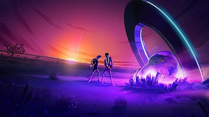 Area21 LaLaLa AliensWide sm - UFO Network 2021
