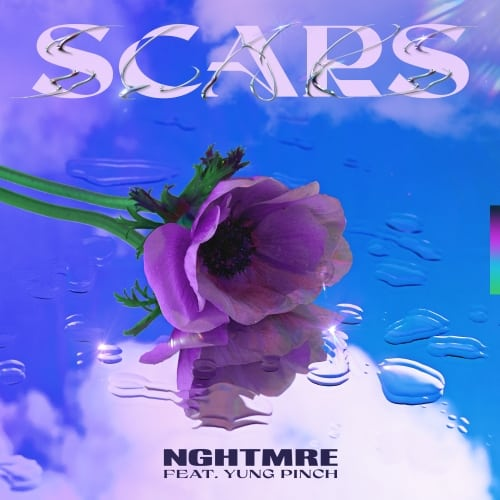 NGHTMRE Yung Pinch Scars ARTWORK - UFO Network 2021