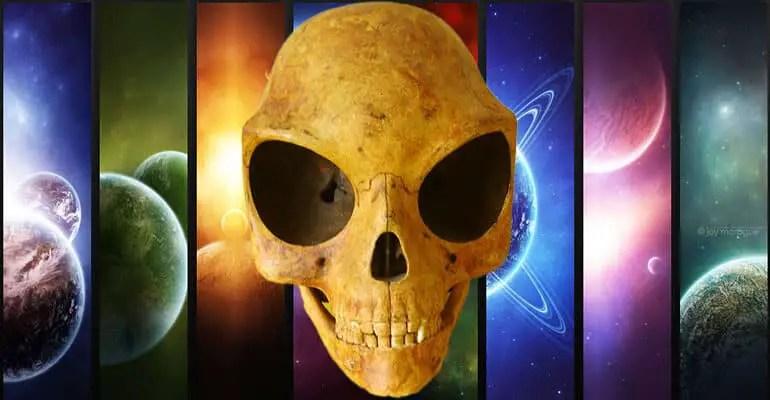 Sealand Skull Aliens