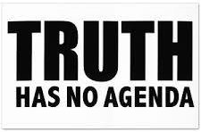 truth has no agenda - ufologists questions