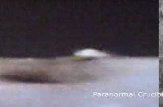 Apollo 15 Lunar UFO Saucer