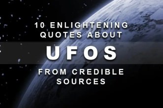 10 Credible Quotes on UFOs