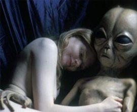 секс с извънземно