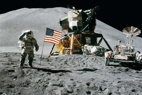 полет до луната