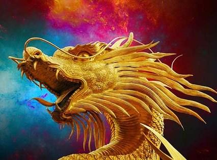 дракон, змей