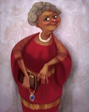 Aged Relative - Female