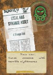 Asset card - front