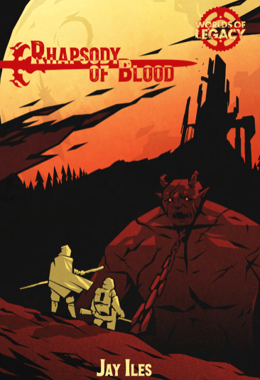 Delve into the dark heart of a reality-corrupting castle in Jay Iles' Rhapsody of Blood!