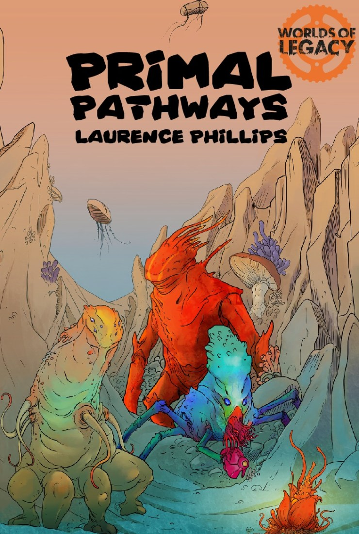 Primal Pathways cover