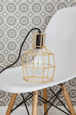 Bur lamp by Glöd design
