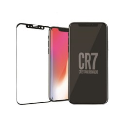 Logo PanzerGlass iPhone X Black Casefriendly CR7