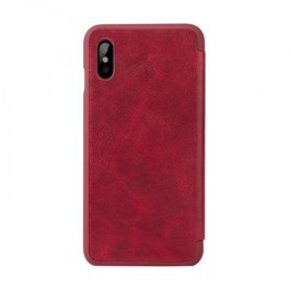 G-Case Business Series Flip Case for iPhone X – Red