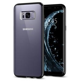 Spigen Galaxy S8(Plus) Ultra Hybrid – Jet Black 571CS21682