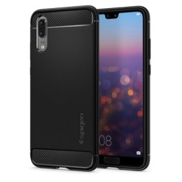 Spigen HUAWEI P20 Rugged Armor – Black L21CS23080
