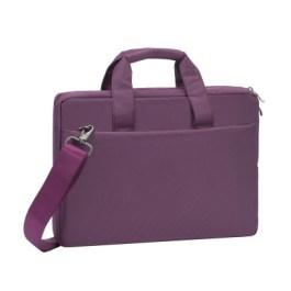CENTRAL RIVACASE 8221 Laptop Bag 13.3″ Purple