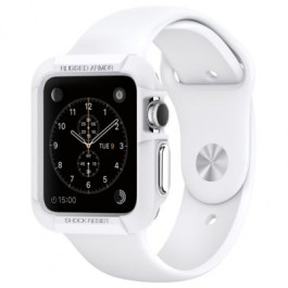 Spigen Apple Watch Case Rugged Armor White 42mm