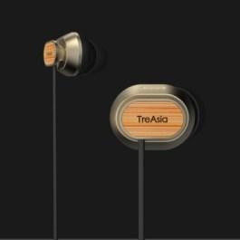 TreAsia OriginalSound Professional Earphone T+SO1 Gold