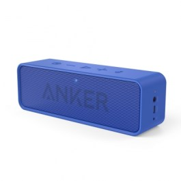 SoundCore Bluetooth Stereo Speaker Blue