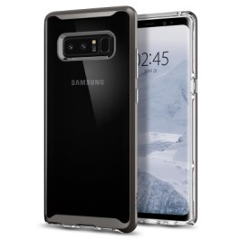 Spigen Galaxy Note 8 Case Neo Hybrid Crystal Gunmetal