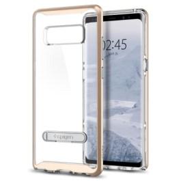 Spigen Galaxy Note 8 Case Crystal Hybrid Champagne Gold