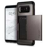 Spigen Galaxy Note 8 Case Slim Armor CS Gunmetal