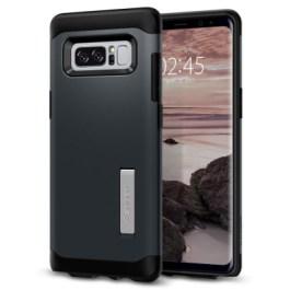 Spigen Galaxy Note 8 Case Slim Armor Metal Slate