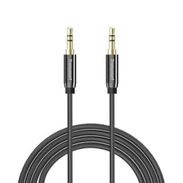 Tronsmart S3C01 3.5mm Stereo Male to Male Cable (4ft/1.2m*1)