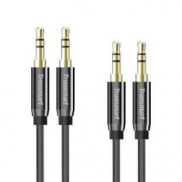 Tronsmart S3C02 3.5mm Stereo Male to Male Cabls (4ft/1.2m*1 + 8ft/2.4m*1)