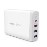 JCPal ELEX USB-C PD Multiport Desktop Charger/White(US)