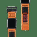 UAG Apple Watch 44/42mm Active Strap – Orange