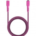 Fibratough USB-C to Lightining 1.5M Cable – Pink