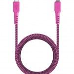 Fibratough USB-C to Lightining 1.5M Cable – Pink